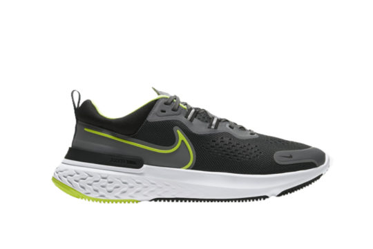 Nike React Miler 2 Smoke Grey Black Volt
