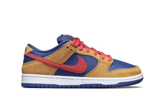 Nike SB Dunk Low « Wheat/Purple »