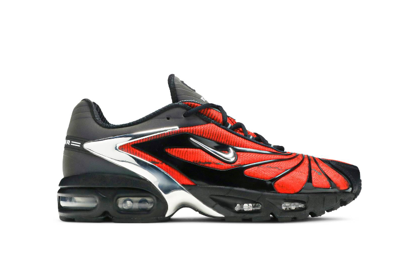 Skepta x Nike Air Max Tailwind 5 Red cu1706-001
