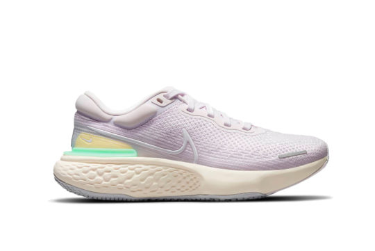 Nike ZoomX Invincible Run Flyknit Light Violet Womens ct2229-500