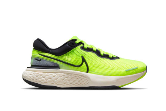 Nike ZoomX Invincible Run Flyknit Volt Black ct2228-700