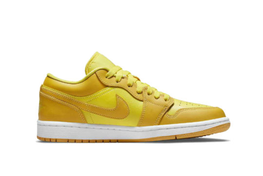 Jordan 1 Low Yellow Gold