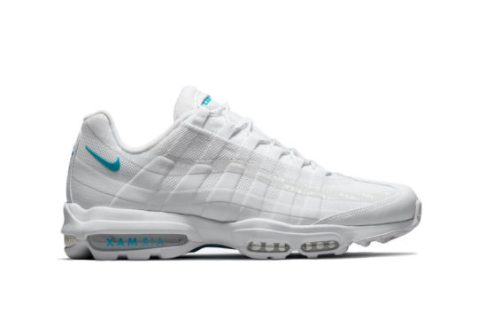 Nike Air Max 95 Ultra White Glacier Blue