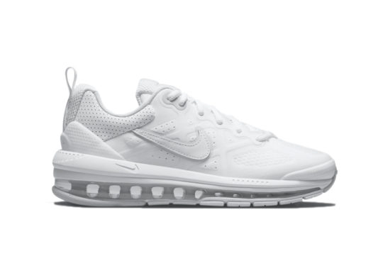 Nike Air Max Genome Triple White