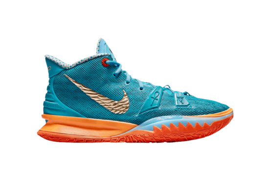 Concepts Nike Kyrie 7 Horus Teal Blue ct1135-900