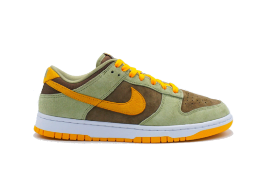 Nike Dunk Low Olive Gold dh5360-300