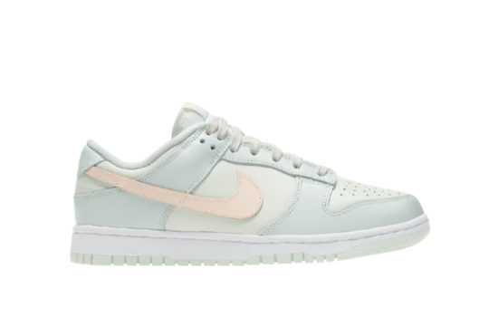 Nike Dunk Low WMNS Barely Green White