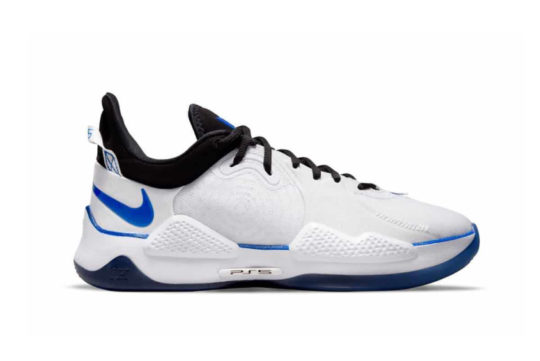 """Playstation x Nike PG 5 """"PS5 White» cz0099-100"""