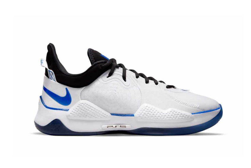 """Playstation x Nike PG 5 """"PS5 White» cw3144-100"""
