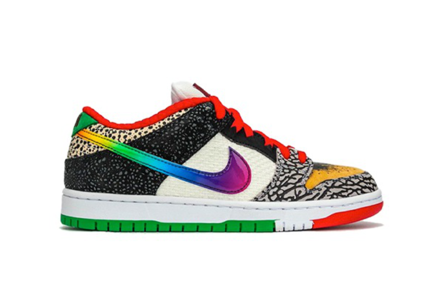 Nike SB Dunk Low «What The P-Rod» cz2239-600