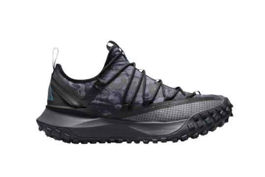 Nike ACG Mountain Fly Low Black Green Abyss dc9660-001