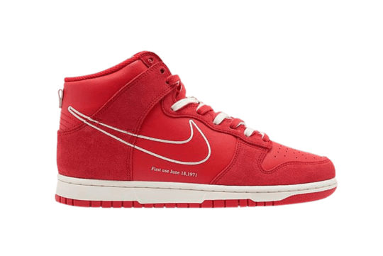 Nike Dunk High First Use Red dh0960-600
