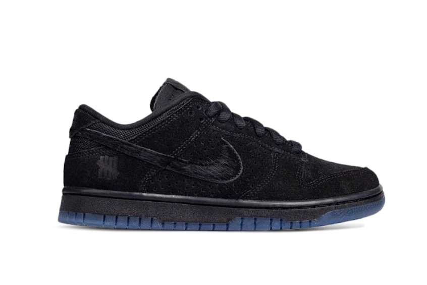 Undefeated x Nike Dunk Low «5 on It» Black do9329-001