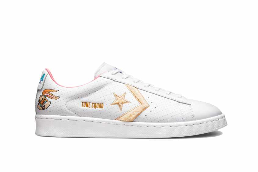 Space Jam x Converse Pro Leather Low Lola