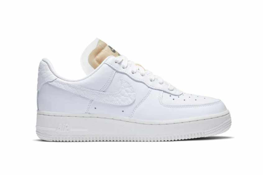 Nike Air Force 1 Low Bling Summit White