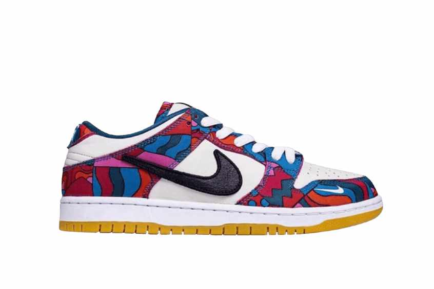 """Parra x Nike SB Dunk Low """"Abstract Art"""" dh7695-600"""