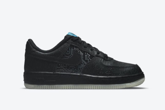 Space Jam x Nike Air Force 1 Low «Computer Chip» dh5354-001