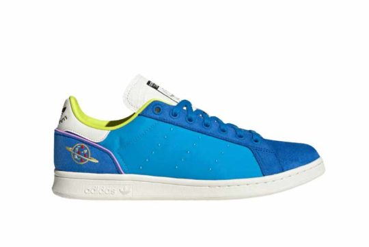 Toy Story adidas Stan Smith Rex And Aliens Blue gz5991