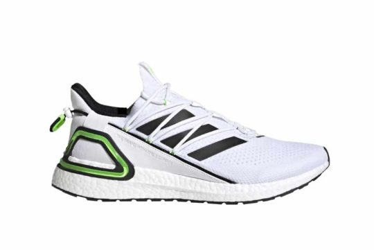 adidas Ultra Boost 20 Lab Cloud White Green gy8108
