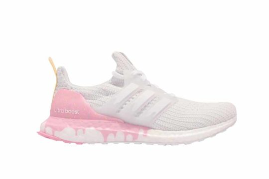 adidas Ultraboost DNA Cloud White Pink gz0689