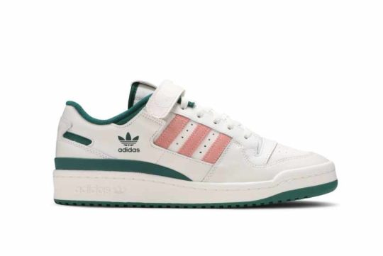 adidas Forum Low Off White Green h01671