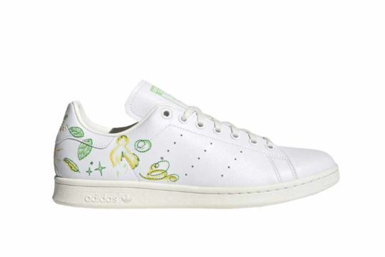 adidas Stan Smith Peter Pan And Tinkerbell White gz5994