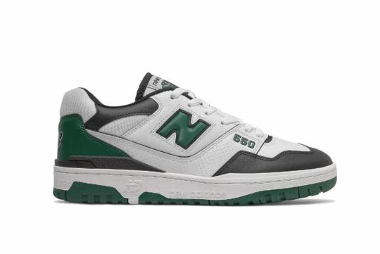 New Balance 550 Team Green «Shifted Sport» bb550le1