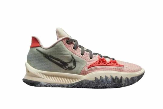Nike Kyrie Low 4 Green Red cw3985-800